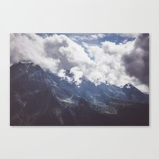 Mountain Summer Canvas Print