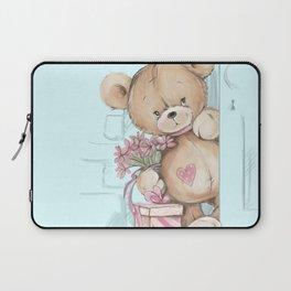Teddy Boy Laptop Sleeve