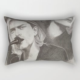 Frances Farmer Will Have Her Revenge On Seattle Rectangular Pillow