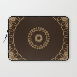 Sequential Baseline Mandala 25 Laptop Sleeve