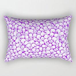 Gothic Crowd ULTRA VIOLET Rectangular Pillow