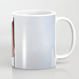 Flag in the Deh Cho Coffee Mug