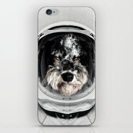 Buster Astro Dog iPhone Skin