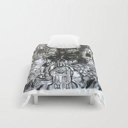 Castle Grayskull Comforters