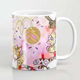 Catnip Mayhem Coffee Mug