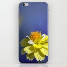 Yellow solitaire 2 038 iPhone Skin