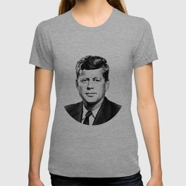 President John F. Kennedy Graphic T-shirt