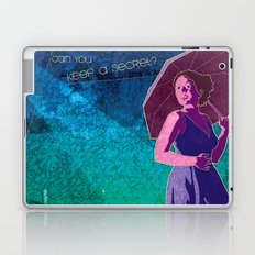 Can you keep a secret? Laptop & iPad Skin