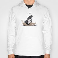 sneaker Hoodies featuring The Sneaker by rob art | illustration