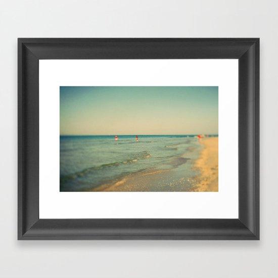 Lido #2 Framed Art Print