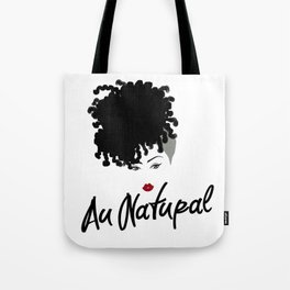 Au Natural Pillow 2 Tote Bag
