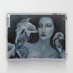 Blue Calla Laptop & iPad Skin