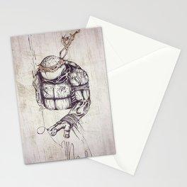 Michaelangelo (TMNT) Stationery Cards