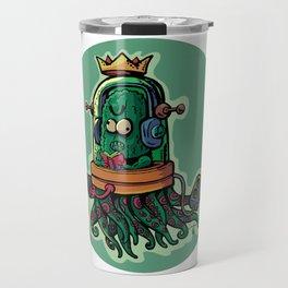cucumber rookie player Travel Mug