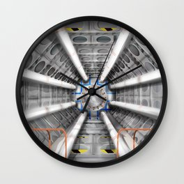 The Large Hadron Collider Wall Clock