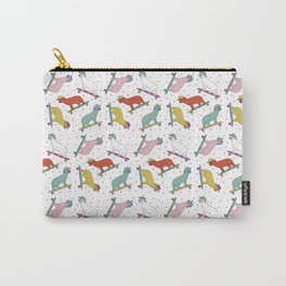 Cats and Confetti Carry-All Pouch
