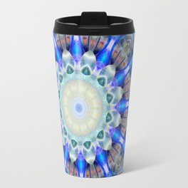 Mandala element air Travel Mug