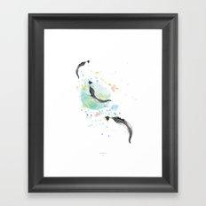 Botanica 02 Framed Art Print