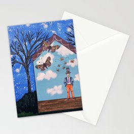 Dreams at home Stationery Cards