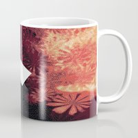 florida Mugs featuring Florida by Laura Campuzano