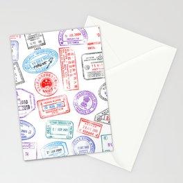 Passport Stationery Cards