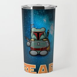 Bear Wars - Bobba Furry Travel Mug