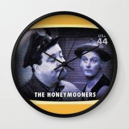 The Honeymooners Wall Clock