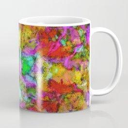 Folding the flames Coffee Mug