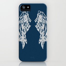 Midnight Flight iPhone Case
