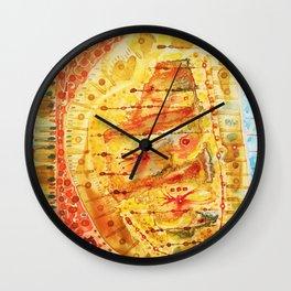 Portrait of JM Schmill Wall Clock