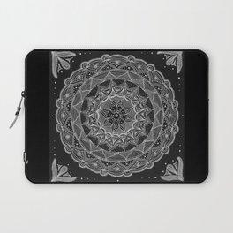 Zendala - Zentangle®-Inspired Art - ZIA 50 Laptop Sleeve
