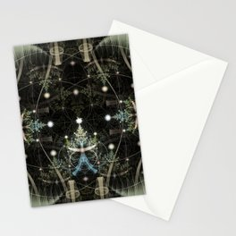 Mobius Forest Stationery Cards