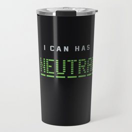 I Can Has Net Neutrality Travel Mug