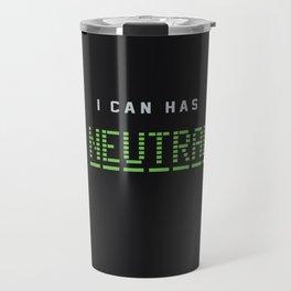 I Can Has Net Neutrality Travel Mug