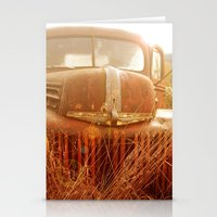 history Stationery Cards featuring History by Urban Frame Photography