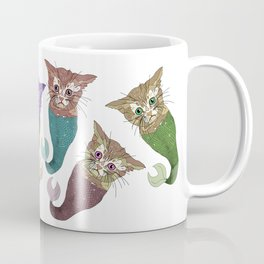 Cat Piranhas Coffee Mug
