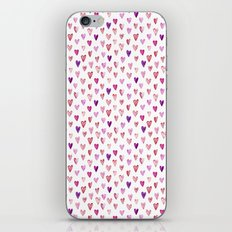 Color Heart iPhone Skin