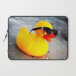 Beach Duck Laptop Sleeve