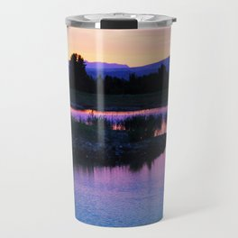 Boise Idaho  Travel Mug