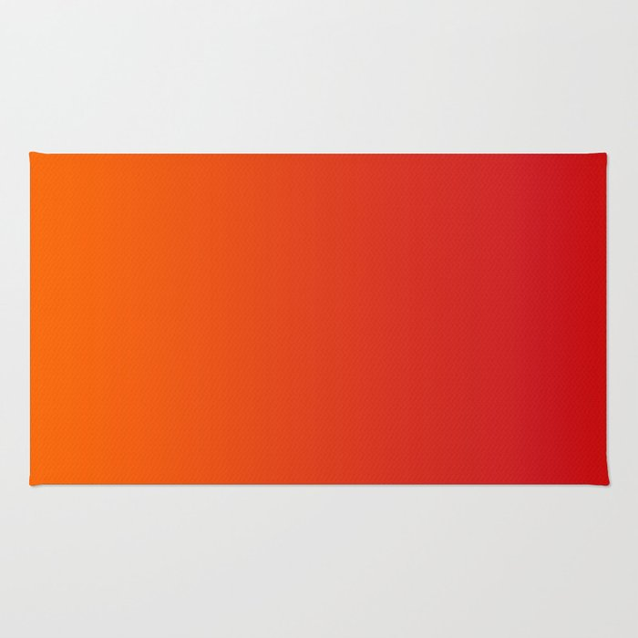 Sunset Ombre Rug