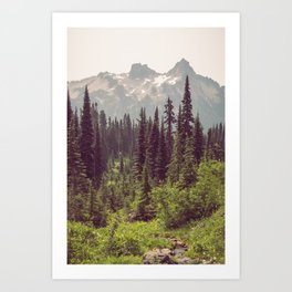 Faraway - Wilderness Nature Photography Art Print