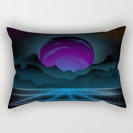 Outrun-2 Rectangular Pillow