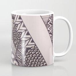 Triangle Sharpie Coffee Mug