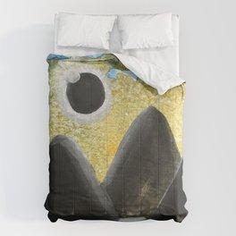 Solar Eclipse Dreams Comforters