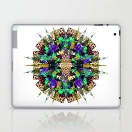 Flower Stellation  Laptop & iPad Skin
