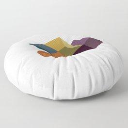Leftovers Floor Pillow