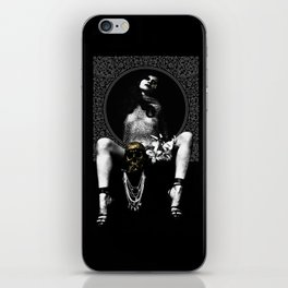 Thieves Lover iPhone Skin