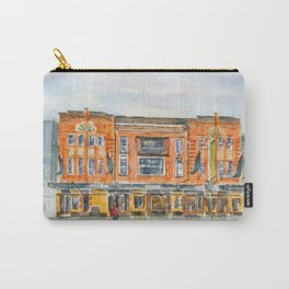 The Golden Sheaf Hotel Carry-All Pouch