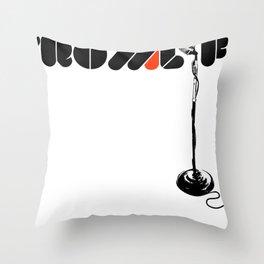 TROMLIFE Microphone Throw Pillow