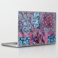 ethnic Laptop & iPad Skins featuring Ethnic by RIZA PEKER